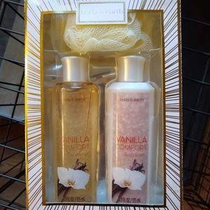 NIB Vanilla Comfort Gift Set